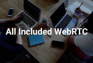 All Included WebRTC courses